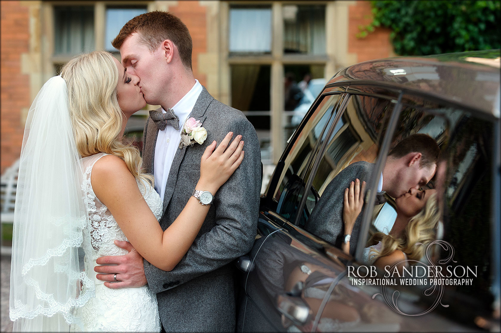 Soughton Hall Flintshire wedding pictures