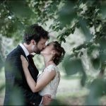 beautiful bride and groom pic