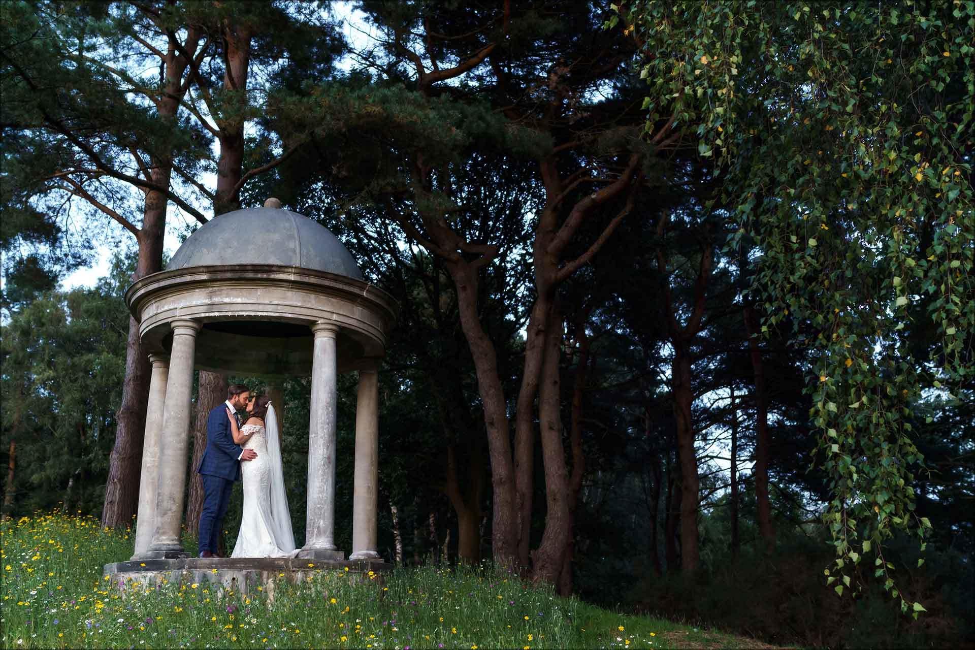 Romantic Delamere manor picture